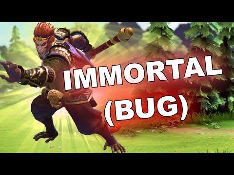 Dota 2 Tricks: IMMORTAL Monkey King! 7.21 thumbnail
