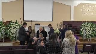 Tuesday P.M Akulina Nikitenko Funeral Service