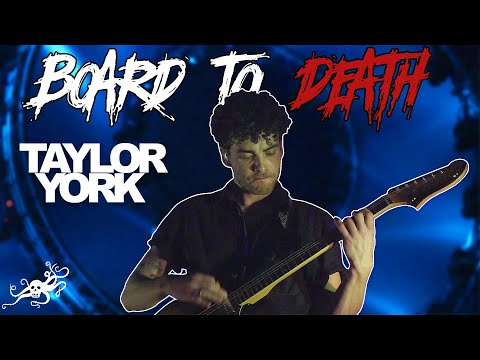 Board to Death: Paramore's Taylor York