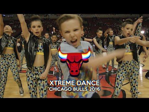 Xtreme Dance Force @ Chicago Bulls Pregame 2016