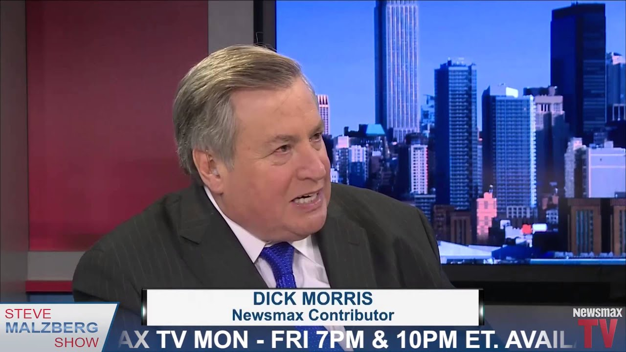 Dick morris obama good