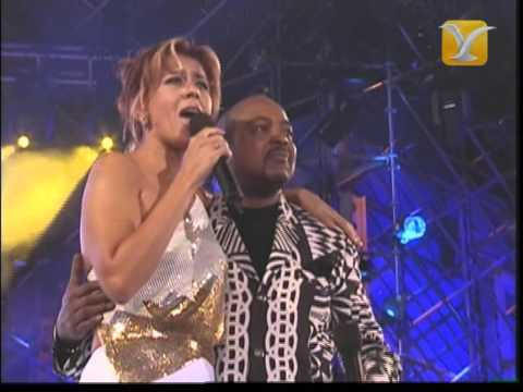 Peabo Bryson (con Rachel), Tonight I Celebrate My Love, Festival de Viña 2001