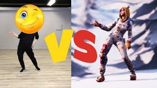 How To Do Free Flow Dance In Real Life | Fortnite Season 7 | Chris Parry