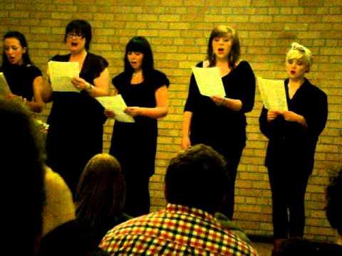 Cor Casnewydd Chamber Choir- Silent Night, A Capella