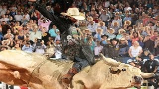 MONSTER RIDE: J.B. Mauney wins PBR world title with 93 points