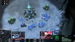 HSC - ZvP - True vs Showtime - bo5 - Starcraft 2 HD Polski komentarz