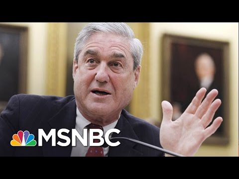 How A President Trump Could Interfere With Special Counsel Robert Mueller | Rachel Maddow | MSNBC