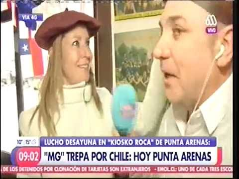 LUCHO JARA EN PUNTA ARENAS -PARTE 2 - 12-09-2016