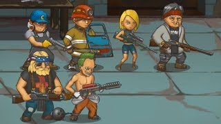 Люди против Зомби! Прохождение Human vs Zombies a zombie defense game #3