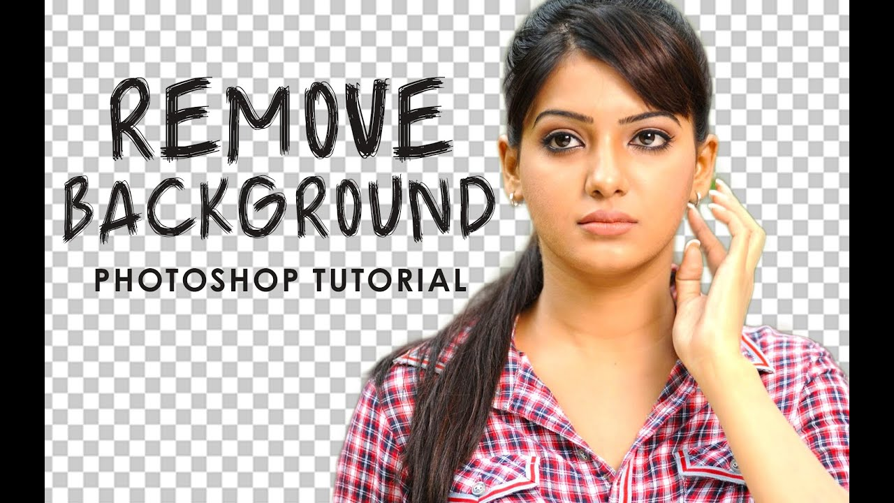 How to remove background in photoshop remove anything in for Removethebackground com