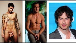 """25 sexiest men. 25 самых сексуальных мужчин по версии """"Heat World"""""""