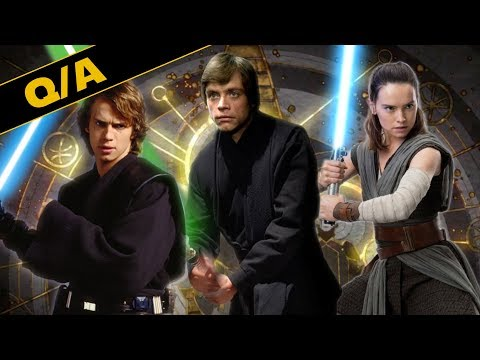 Was Anakin the Only Chosen One  Star Wars Explained Weekly Q&A