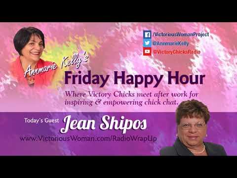 Jean Shipos - Ovarian Cancer Survivor | Victory Chicks Radio w Annmarie Kelly