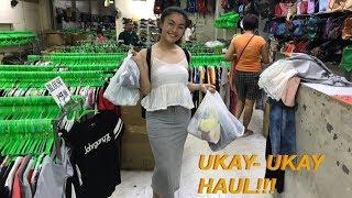 Try-On Ukay Ukay (Thrift) Haul + How I Styled Them! (Philippines) | Mara Adriano