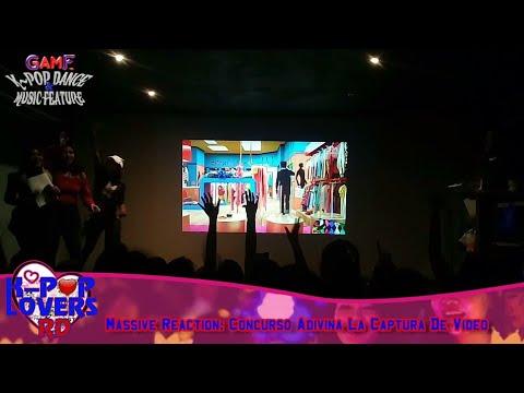 Download K-Pop Lovers RD 011 - Massive Reaction - Concurso Adivina La Captura De Video