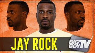 Jay Rock on His Album 'Redemption', Black Hippy, & Girl Saying N Word on stage w/ Kendrick Lamar