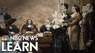NBC News Learn: The Salem Witch Trials thumbnail
