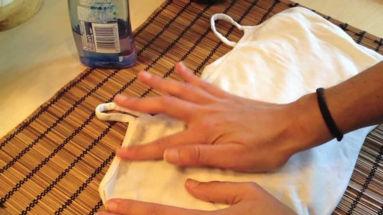 Cómo Limpiar El Cuello De Las Camisas Y Camisetas Facilisimo Com Youtube