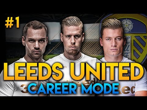 FIFA 18 | Leeds Career Mode | Episode 1 | WHAT A START!