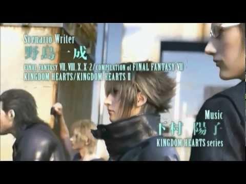 Final Fantasy 15 (FFXV) Opening [Fan Made]
