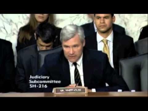 Senator Sheldon Whitehouse Corrects the Record on the DISCLOSE Act
