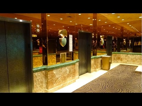 Scenic Concierge Elevators - Atlantis Hotel and Casino - Reno, Nevada