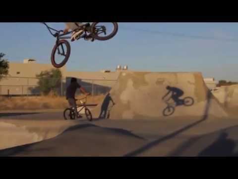 Yuba city skatepark bmx