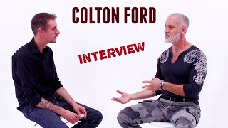 Colton Ford talks Music, Frankie Knuckles, Madonna & more! - Hosted by Robert Rexton