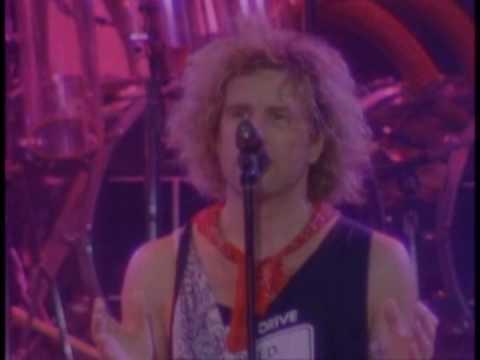 Van Halen - Love Walks In (live 1986)