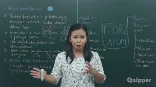 Gambar cover Quipper Video - Teori Atom - Kimia