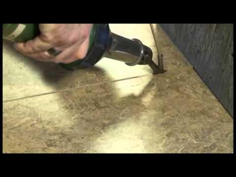 Мармолеум (натуральный линолеум) Forbo - производство - YouTube