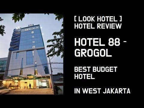 [LOOKHOTEL] HOTEL REVIEW //WEST jakarta , HOTEL 88 GROGOL
