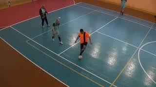 Лидер Березняки 2 тайм Чемпионат мини футбол 2020 21