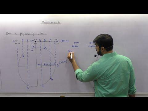 Oscillation Lec1 (www sameerunia in) - YouTube
