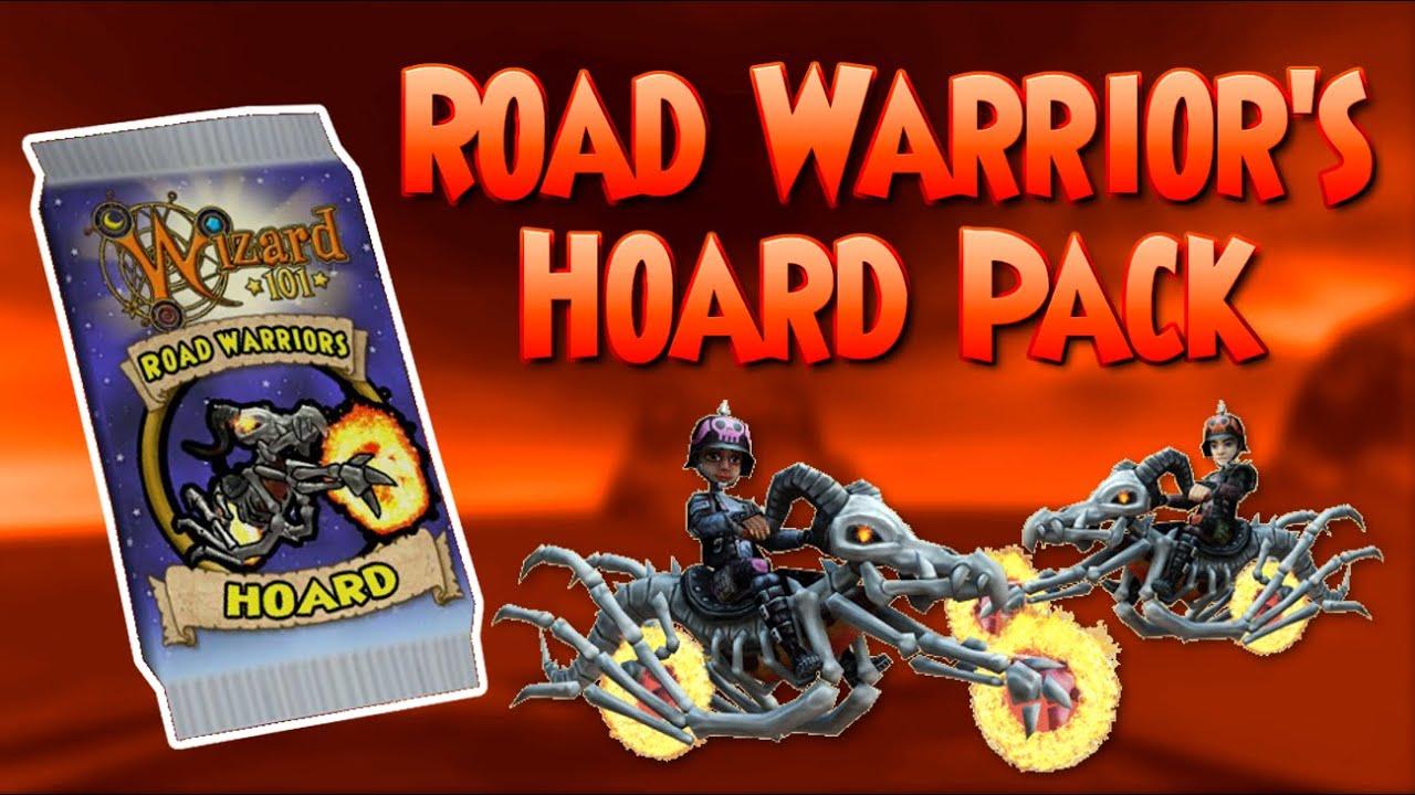 Immortals Hoard Pack