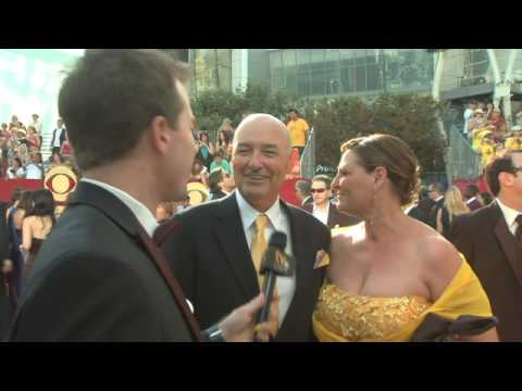Primetime Emmy 61 Red Carpet   Terry OQuinn