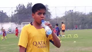 Pranavraja PRO11 Football training in oman
