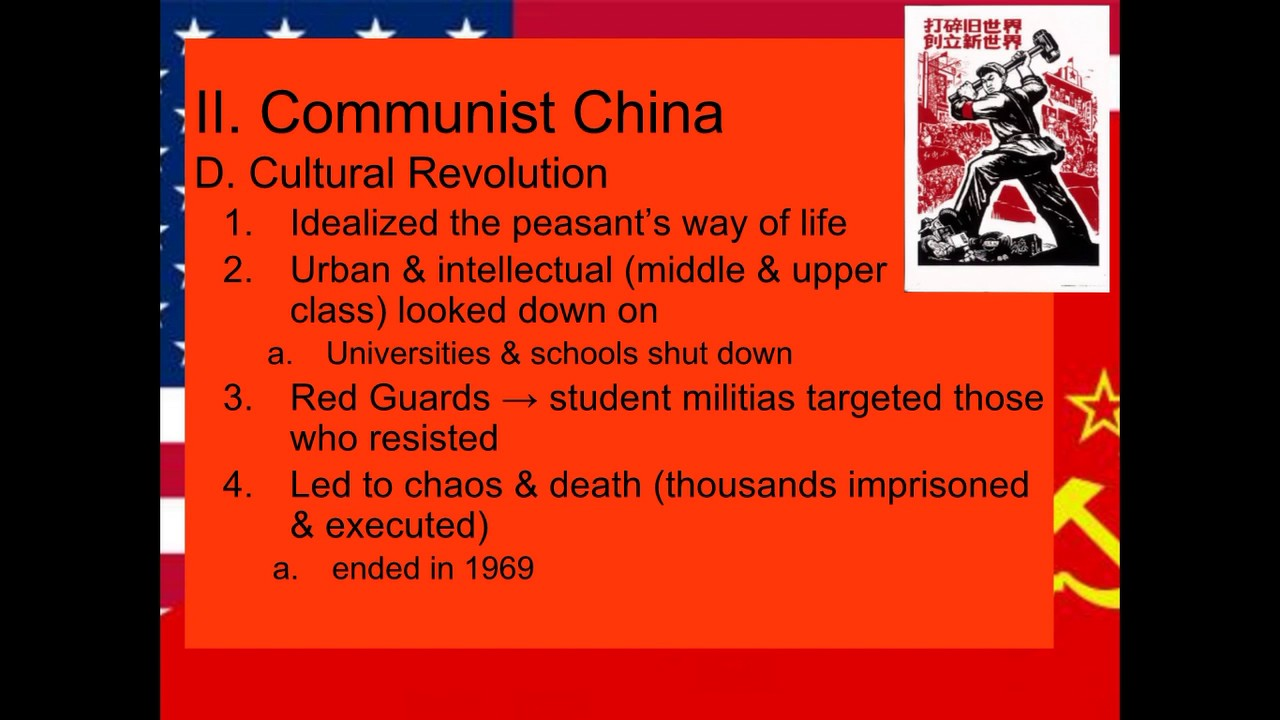 a report on the containment of communism Us foreign policy and the 1973 coup in chile  briscoe's report further supports wolf's argument for it  the containment of communism as a policy lasted from.