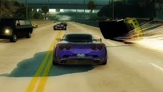 Need for Speed Undercover has the best physics of any racing game