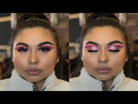 V-Day Look + How I Take/Edit My Photos