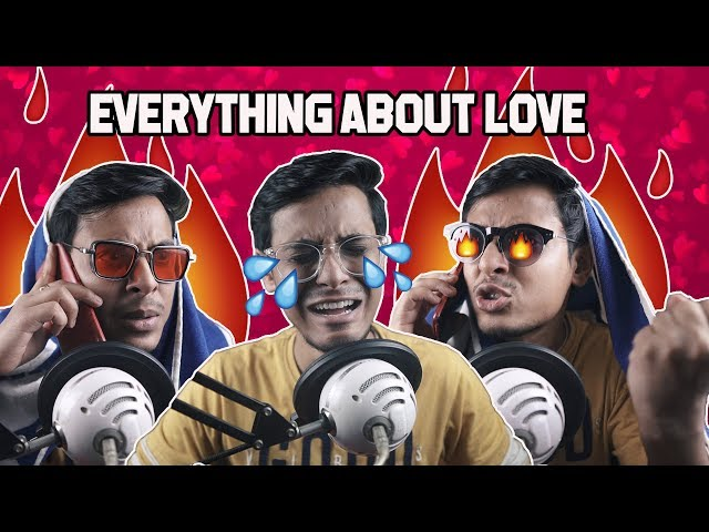 Everything About Love | Bong Guy er Jhuli Ep03 | The Bong Guy