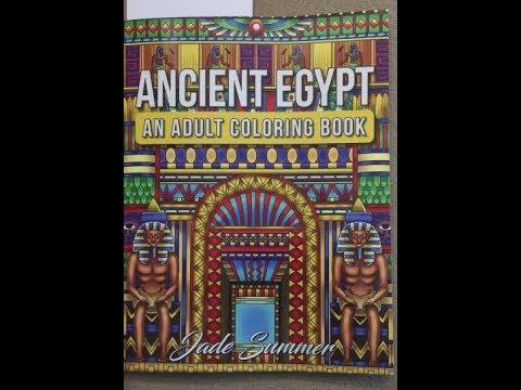 Ancient Egypt - Jade Summer flip through