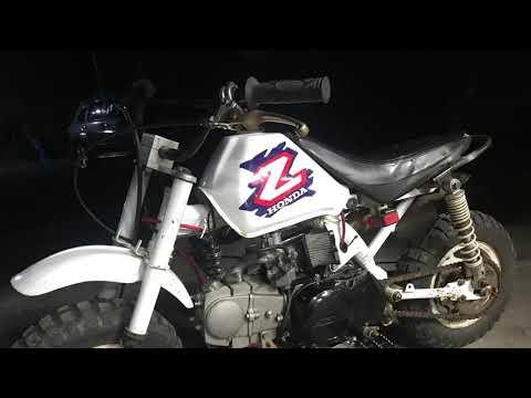 150cc Honda z50r