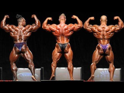 Phil Heath vs Kai Greene , Jay Cutler & Big Ramy 2013 Mr.Olympia Battle ! Who's Next ?!