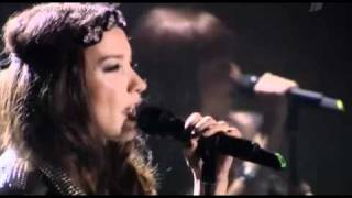 Victoria Daineko - Holding Out for a Hero (Live @ Фабрика звезд 2011)