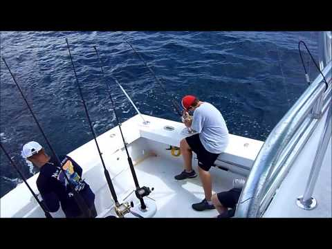 Amazing Deep Sea Fishing Trip