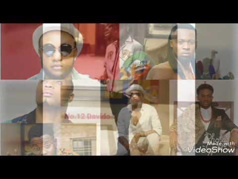 Top 12 Most Handsome Nigeria Celebrities In the Music Industry 2017