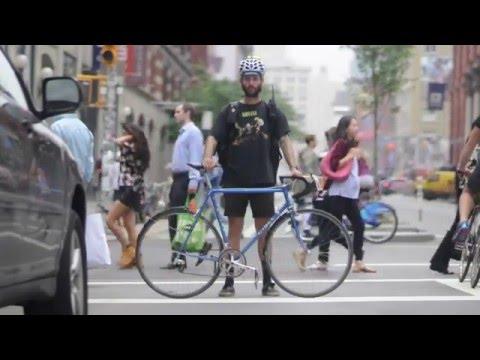 Video Portraits - Cyclists - New York - Vol 02