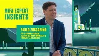 Pablo ZUCCARINO - TURNER BROADCASTING & CARTOON NETWORK LATIN AMERICA