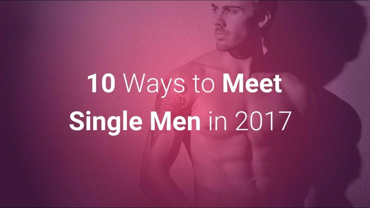 Best way to meet single men